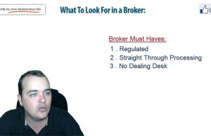 3 Key Factors to Look For When Choosing a Forex Broker