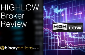 HIGHLOW Binary Options Review | ASIC Regulated [Broker Reviews: #15]