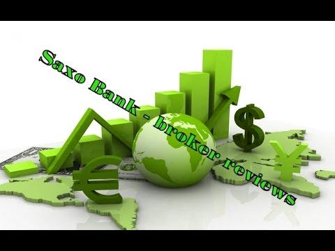 Saxo Bank – broker reviews